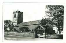 Postcard Wortley Church Sheffield  RP Barnsley Stocksbridge