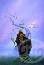Destroying Angel - Michael Whelan Poster 24in x 36in