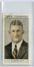 (Gs558-JB) Phillips BDV, Whos Who in Aust Sport, Steggall / Coventry 1933 VG+