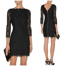 """NWT $348 Diane Von Furstenberg  DVF """"Colleen"""" Lace Dress 2"""