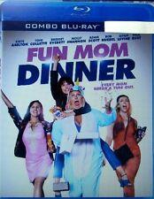 "Fun Mom Dinner  "" Blu-Ray, Case, Artwork Ships 09/09"