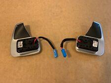BMW 5 6 F06 F07 F10 F11 F12 F13 Steering Wheel Shift Paddles SET 61317848968