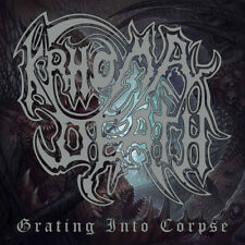 Krhoma Death – Grating Into Corpse