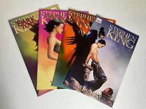 Stephen King The Dark Tower Marvel Comic Treachery #1-4 Of 6