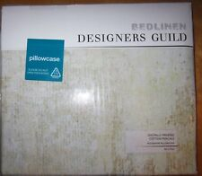 DESIGNERS GUILD ONE Housewife Pillowcase GHIRLANDA PEONY New