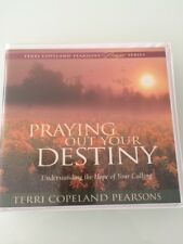 TERRI COPELAND PEARSONS Praying Out Your Destiny 3 CD set Hope of Your Calling