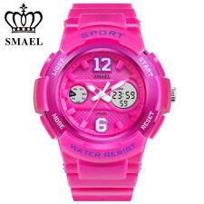 PsalmTrading Gift SMAEL Sports Digital Waterproof Girl's/Women's Wrist Watch1632