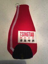 Tsingtao Beer Koozie Bottle Holder New