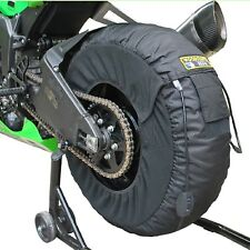 Woodcraft 30-2100 motorcycle tire warmer superbike sized set
