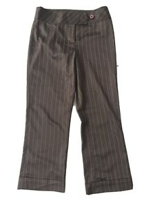 Pinstripe trousers Size S