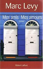 MARC LEVY MES AMIS MES AMOURS + PARIS POSTER GUIDE