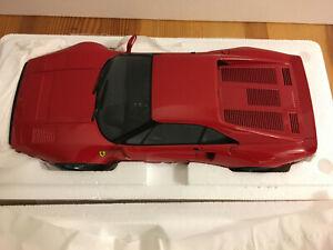 KK-SCALE 1:18 FERRARI 288 GTO, RED UNTOUCHED, NEW! ORIGINAL BOX! LIMITED EDITION