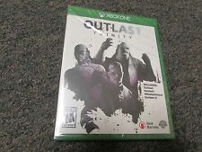 Xbox One Outlast Trinity Brand New Sealed Game