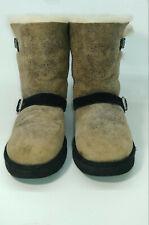 UGG S/N 1001202 CLASSIC SHORT DYLYN GENUINE SHEEPSKIN WOMEN'S Boots Size 10