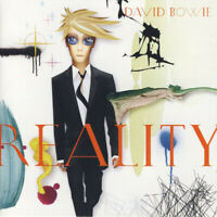 CD David Bowie ‎– Reality EUROPE 2003