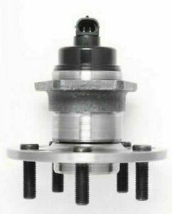 Axle Bearing and Hub Assembly Rear Coni-Seal HA512001