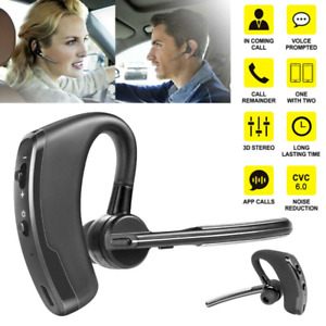 Wireless Bluetooth Headset Stereo Headphone Earphone Handfree Sport Universal