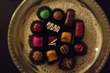 Fake Food, Handmade For Display, Realistic Set/13 Chocolate Mixed Candy, (New)