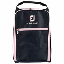 "Genuine Golf Shoes Bag Zipped Sports Case - Pink Color "" Outdoors Bags"