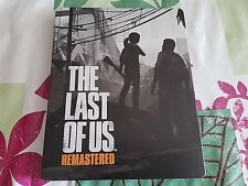 STEELBOOK DE THE LAST OF US REMASTERED (PS4) VERY RARE - NUEVA - PLAYSTATION 4