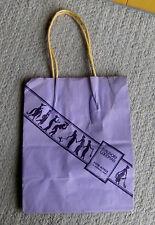 RARE vintage 1970s BERGDORF GOODMAN luxury department store FIFTH AVENUE bag NYC
