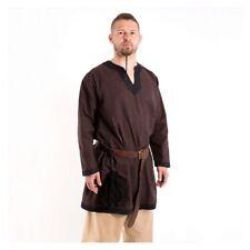 Medieval Celtic Viking Tunic Long Sleeves Pirate renaissance Surcoat SCA Larp