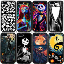 Nightmare Before Christmas Jack Sally Phone Case For iPhone 11 Pro Samsung Cover
