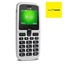 Doro 5030 - Elderly Easy Big Button Mobile Phone White New Condition - Unlocked