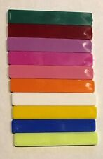 24 pcs plastic kanban lean cards tags labels inventory control push/pull system