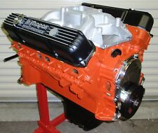 MOPAR DODGE 440 - 475 HORSE COMPLETE CRATE ENGINE/PRO-BUILT/ 413 426 528 NEW BBM