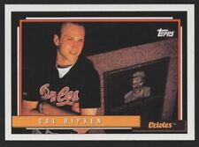 2010 TOPPS CARDS YOUR MOM THREW OUT #CMT99 CAL RIPKEN