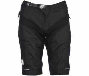 Troy Lee Designs Women's Moto Shorts Black Medium 5/6