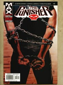 Punisher #3-2004 vf+ 8.5 Marvel Max Garth Ennis Tim Bradstreet