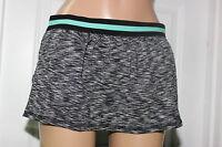 NEW Anne Cole Locker 16LB403 Colorblock Elastic Pocketed Active Swim Skirt M