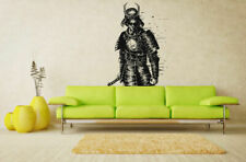 Wall Vinyl Sticker Decals Mural Room Design Art Japanese Warrior Samurai bo619