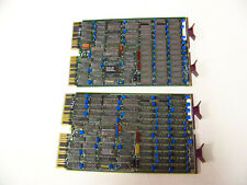 Lot of 2 Digital DEC M8059 KC and KF 128K Memory Boards 5014144C from PDP-11