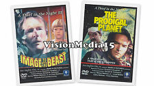 SEALED 2 Pack -  Image Of The Beast & The Prodigal Planet DVD NEW SHIPS NOW