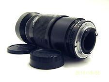 Used - NIKON AF NIKKOR 70-210mm f4-5.6 W/Lens metal hood HN-24 for 100-300mm