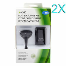 4800mah Rechargeable Battery Packfor Xbox 360 Wireless Controller Charge Cable