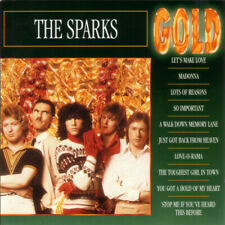 The Sparks* – Gold (CD) - man-156