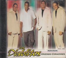 Los Diablitos Uniendo Corazones CD New Sealed
