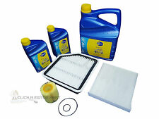 OIL + AIR + POLLEN FILTER 7LT 5W30 SYNTHETIC ENGINE OIL FOR LEXUS IS250 IS250C