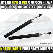 Ford Focus MK1 Rear Shock Absorbers x 2 1998-2004 Pair Shockers Dampers Shocks