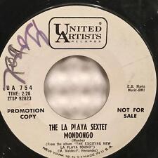 LA PLAYA SEXTET MODONGO/ MAMBO INN~RARE 1964 WLP PROMO~SALSA~CUBAN SON