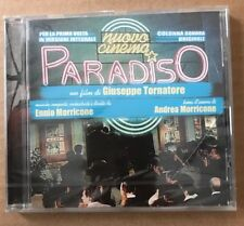 Ennio Morricone - Nuovo Cinema Paradiso [New Cd]
