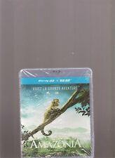 AMAZONIA - le film [Blu-ray] [Blu-ray 3D]