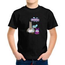 Chowder Cartoon Logo Schnitzel Mung Daal Chef Cook Unisex Kids Tee Youth T-Shirt