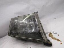 Shogun challenger sport 3.0 V6 96-07 RH OSF headlight headlamp