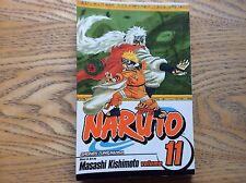 Naruto Vol 11 Manga Graphic Novel! Look At My Other Graphic Novels!