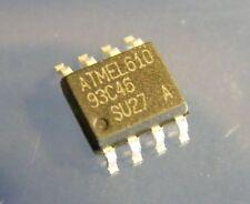 10x at93c46a-10su-2.7 1k 2.7v Microwire serial EEPROM, Atmel